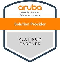 Kyos erhält den Aruba Platinum Partner Status